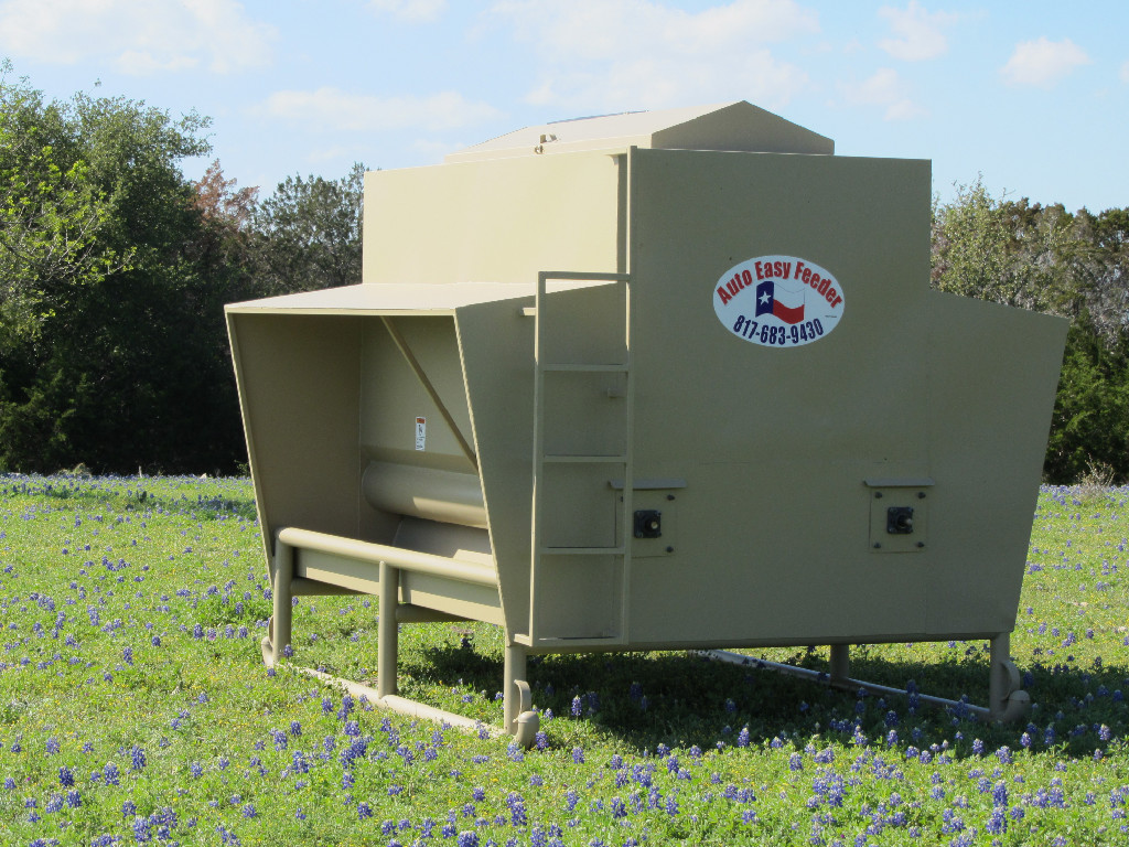 Auto easy feeder automatic livestock